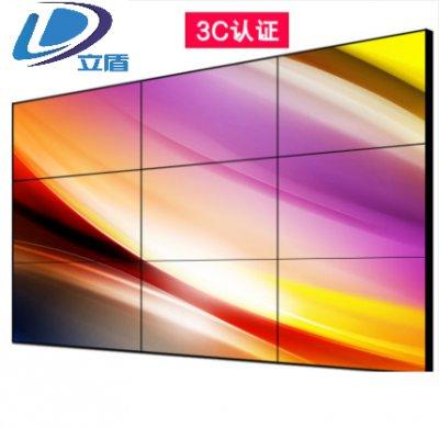 液晶拼接屏49寸无缝监控电视墙大屏幕商业广告播放器显示器