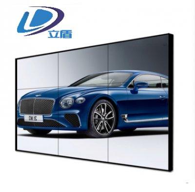 55寸液晶led拼接屏高清监控显示器无缝窄边大屏幕拼接电视墙
