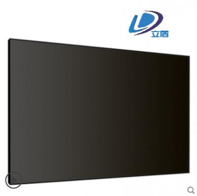 高清65寸液晶拼接屏会议无缝大屏幕电视墙安防监控显示器