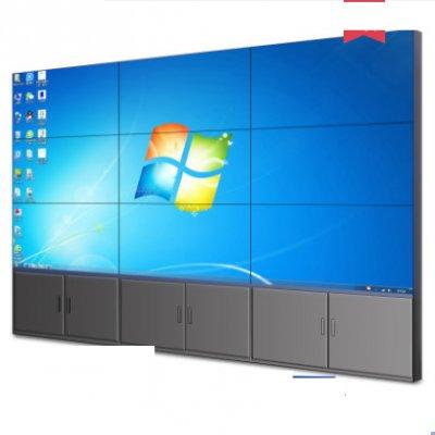 55寸液晶led拼接屏高清监控显示器无缝窄边电视墙