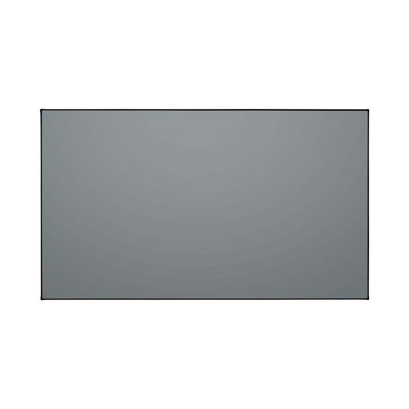 幕窄边框16:9投影仪抗光幕4K壁挂幕激光电视投影幕抗光屏