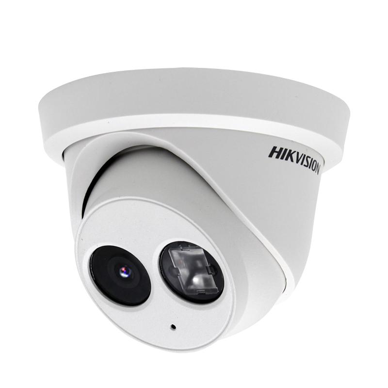 海康威视DS-2CD3335FD-I 内置音频300万高清网络半球摄像机可插卡