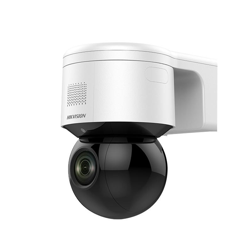 海康威视200万4G全网通无线监控摄像头360度球机2DC3A20IW-D/GLT