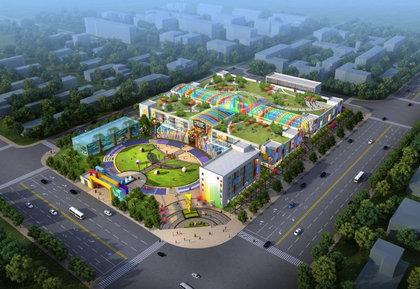 温州彩虹湾亲子文化广场