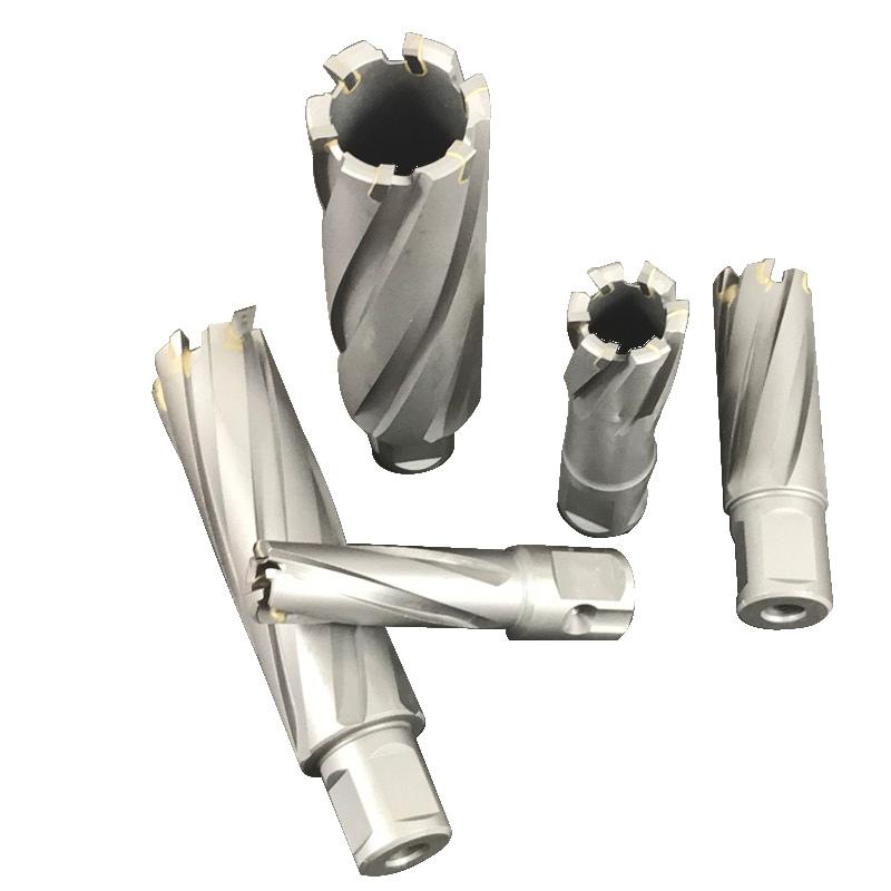 热卖安卡空心钻磁力钻ACtool磁座钻用金属铁板打孔取芯钻钢板钻头