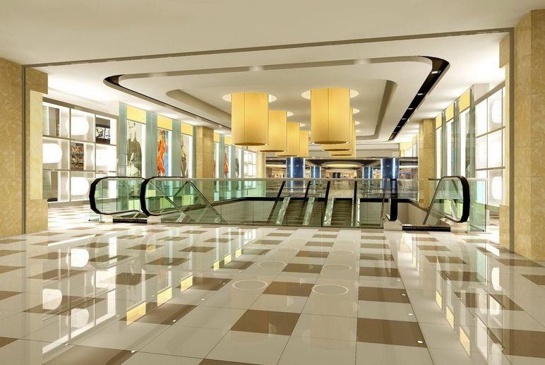大型商场装修设计原则和注意事项