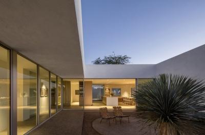 温馨庭院别墅整装设计