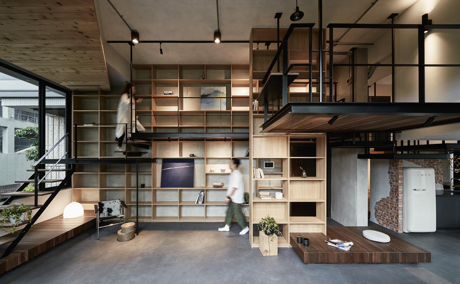 城市树屋别墅设计