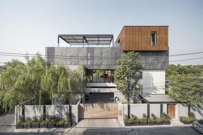 典雅的别墅设计