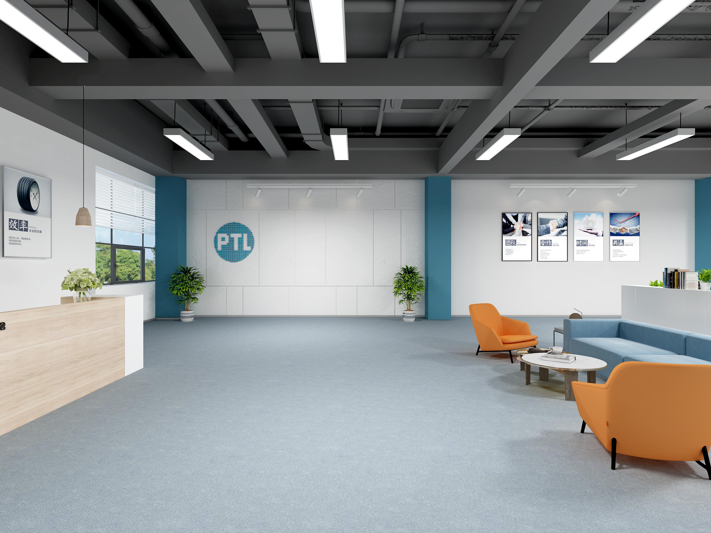 PTL天津厂房办公整装设计