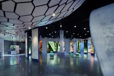 展厅整体设计装修