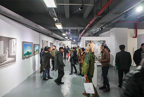 艺尚源出湖入湘艺术展