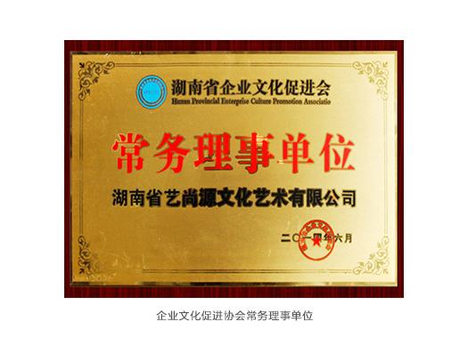 企业文化促进协会常务理事单位