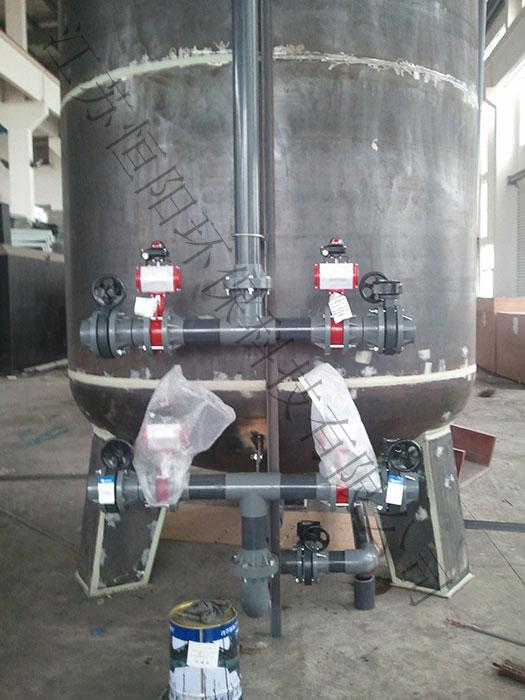 機械過濾器