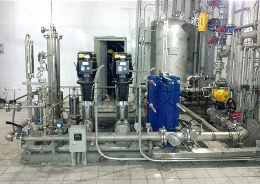 PWC電磁冷卻撬裝設備