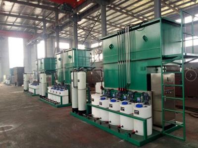 酸洗磷化廢水一體化處理系統