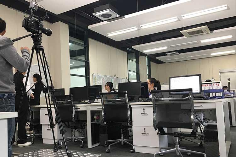 東莞大和化成汽車零配件企業宣傳片拍攝花絮