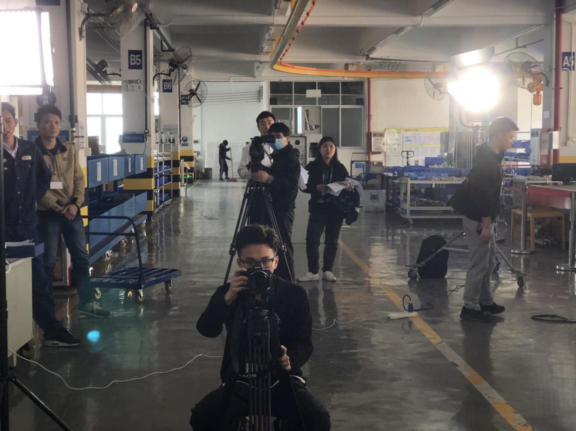 短視頻拍攝制作