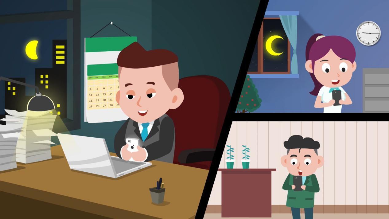 為何如今的大企業都用MG動畫做宣傳片?