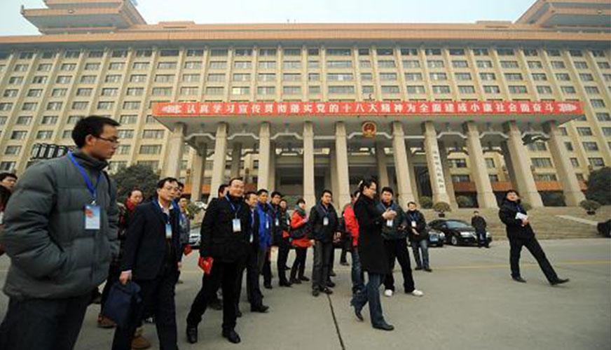 陕西:公民代表走进省政府