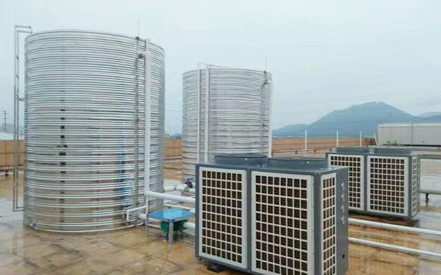 节能证明一切:工厂宿舍热水当选土禾空气能热水器