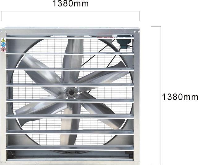 土禾风机的送风和排风的区别