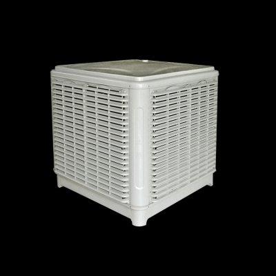 单速控制标准型下出风环保空调