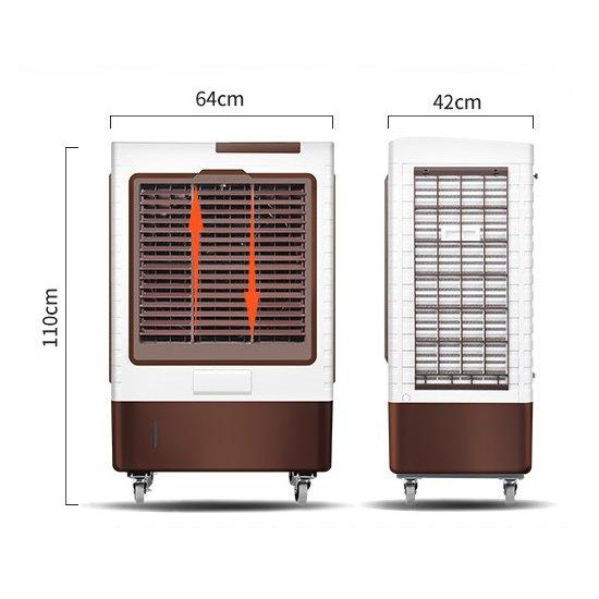 蒸发式移动冷风机 9000m³/h