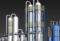 湿法脱硫系统