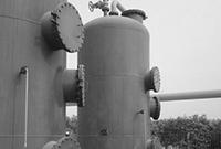 干法脱硫系统