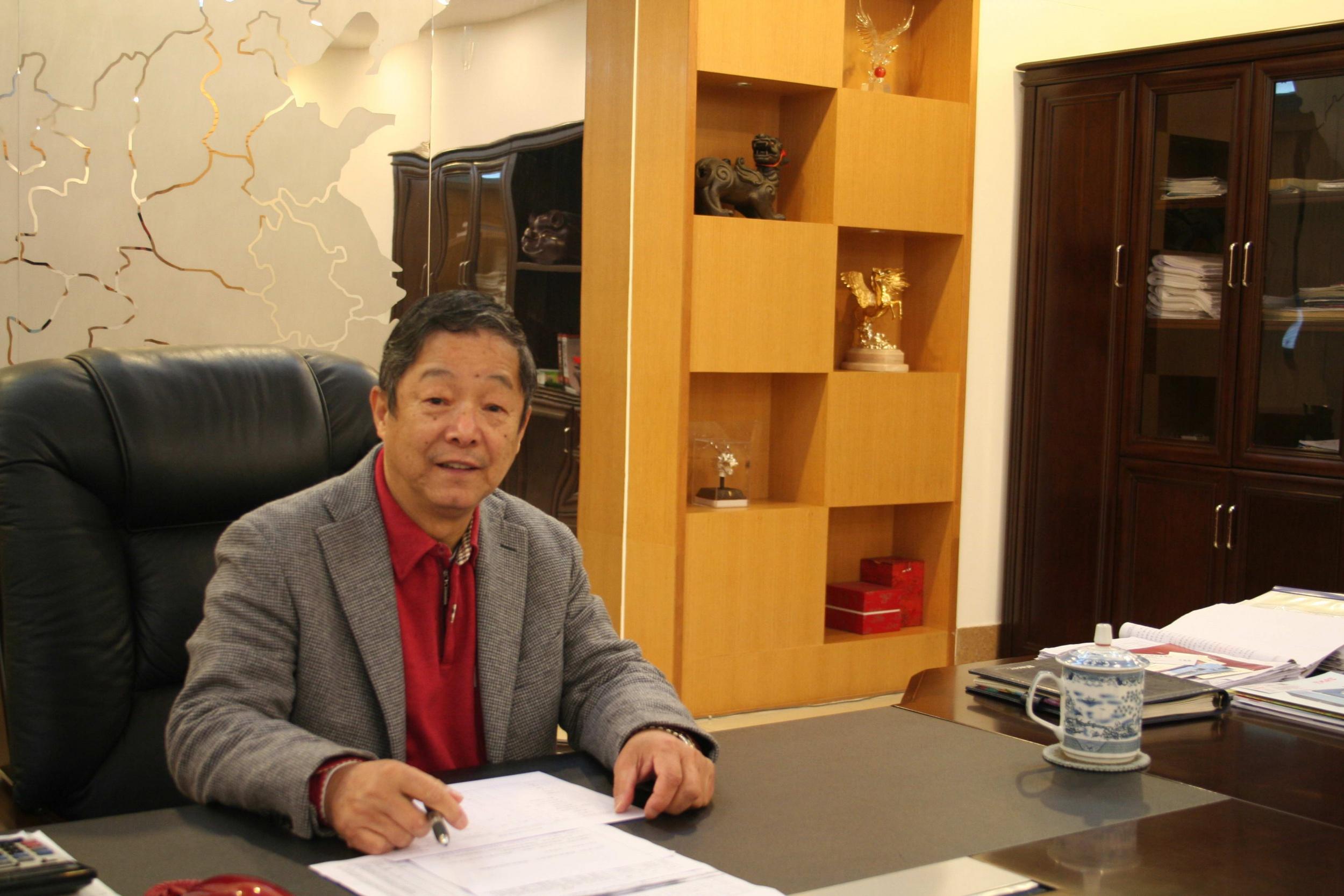 三禾添佰利五金公司總經理譚添球引領企業發展壯大的故事