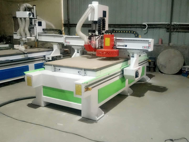 木工机械在木材加工工艺不可缺的地位