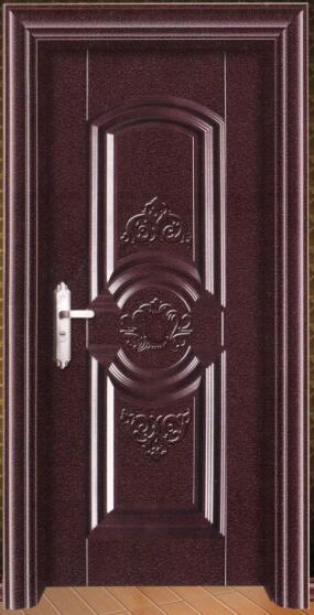 钢质入户门201