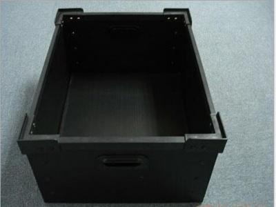 防静电中空板骨架箱