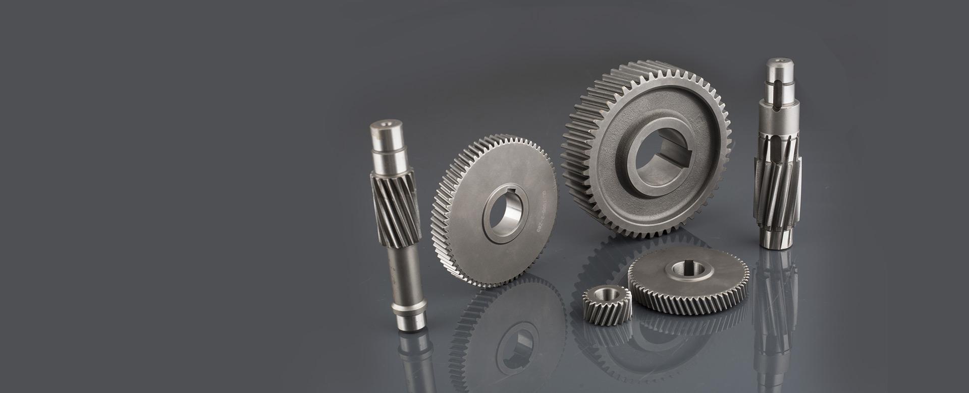 尚為傳動批量生產齒輪、斜齒輪、齒輪軸、行星齒輪,精度可達4-5級。