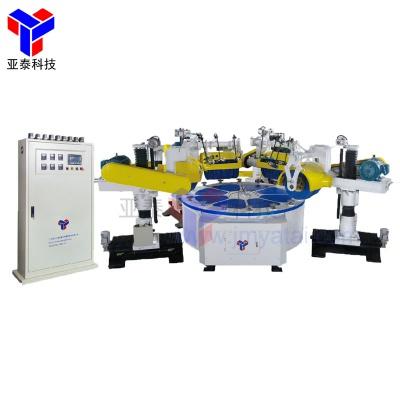 衛浴自動拋光機 YT-C607
