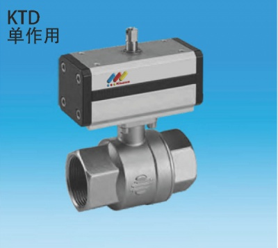 KTD单作用气动控制阀