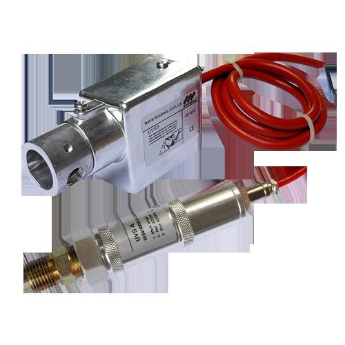 UVS系列紫外线及红外线检测