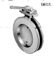 DKG,DKL,DKR 型碟阀