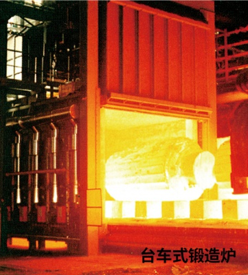 直接加热式燃烧系统与退火炉/锻造炉的应用