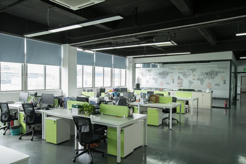 天竺辦公環境2