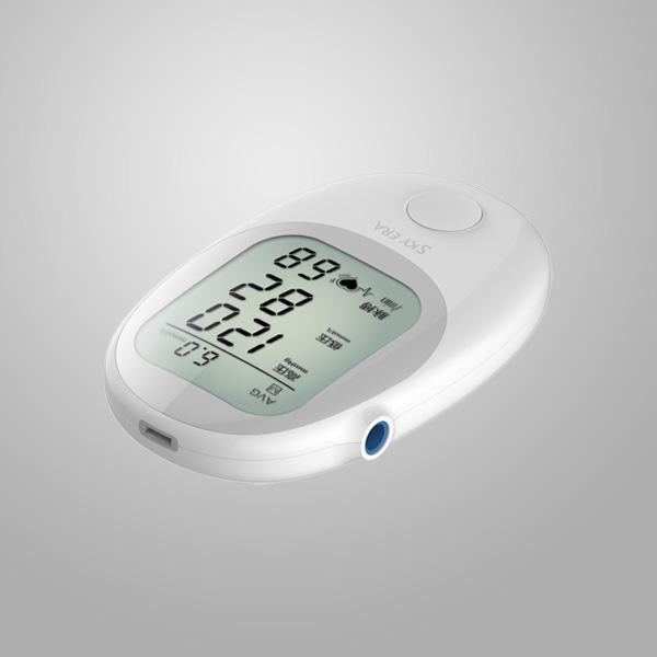 臂式血糖血压测试仪