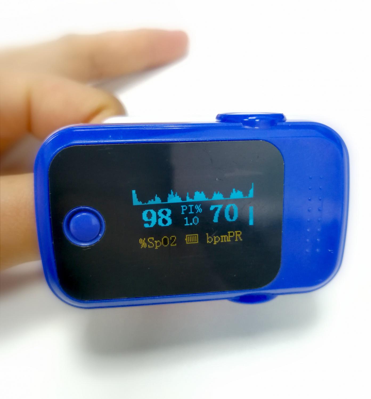 指甲式血氧儀 181A
