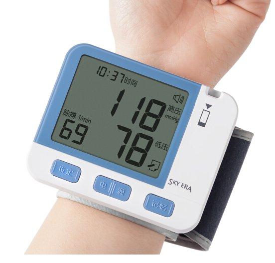 腕式血糖血壓測試儀  TD-3213A