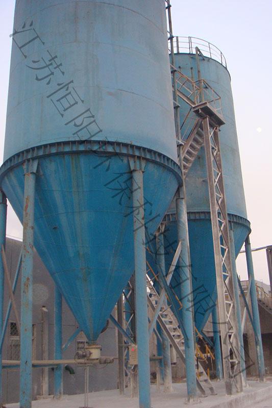 Lime silo L