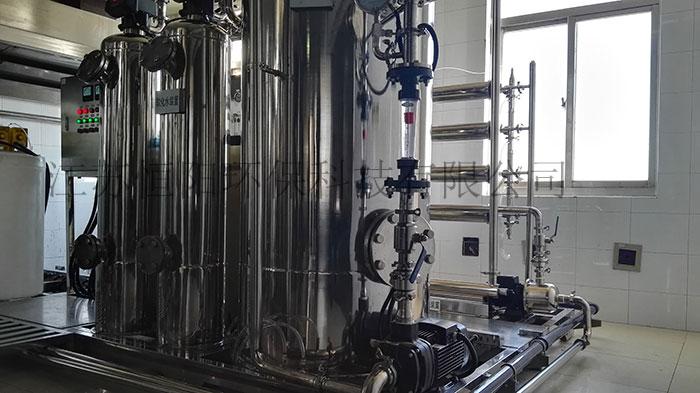 Potable water equipment