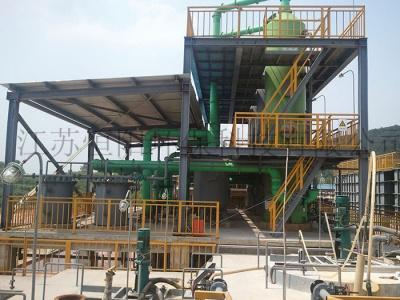 Gold sewage project