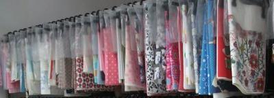 各种全棉布印花布