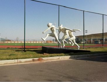 校园体育雕塑