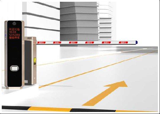 智能停車場---ZT控制機